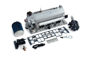 Ram Jet Fuel Injection Manifold Kit (less electronics): GM Performance Motor