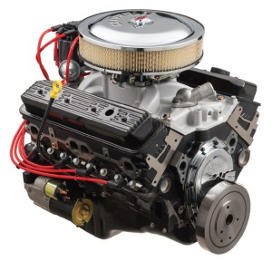 SP350357 Deluxe Crate Engine: GM Performance Motor