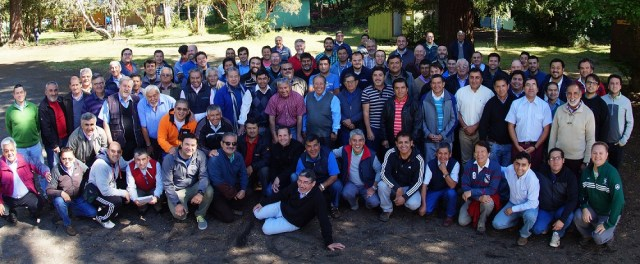UCB Conference at Lican Ray, Chile