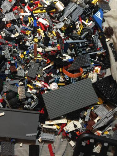 City 100/% Lego Star Wars 2 POUNDS OF LEGOS Bulk lot Bricks parts pieces ~Etc