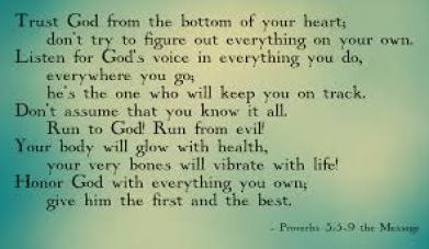 God's Spiritual connection