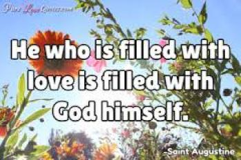 Spiritually loving God today
