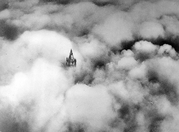The Woolworth Building's Crown