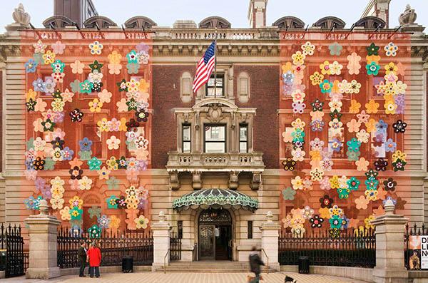 Wallflowers, Cooper-Hewitt Museum