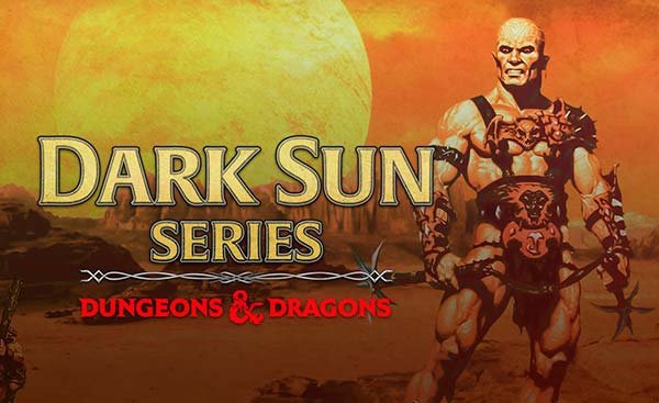 Dark Sun. The best exotic fantasy world? The RPG Room