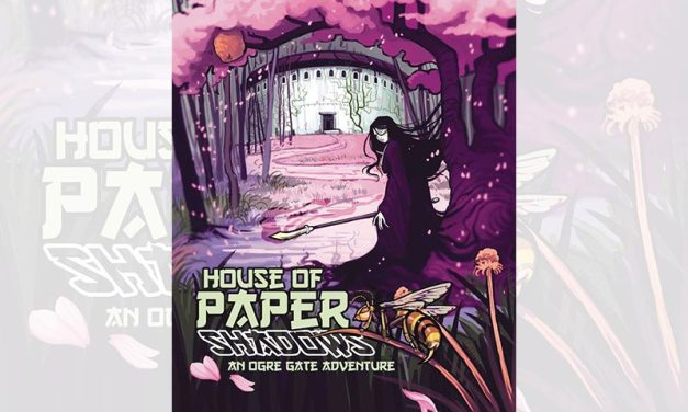 Bedrock Games and House of Paper Shadows