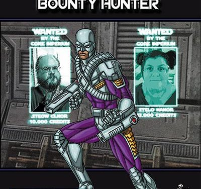 Starfarer Adversaries: Bounty Hunter