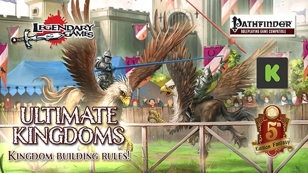 The RPG interview room: Rachel Ventura and Ultimate Kingdoms