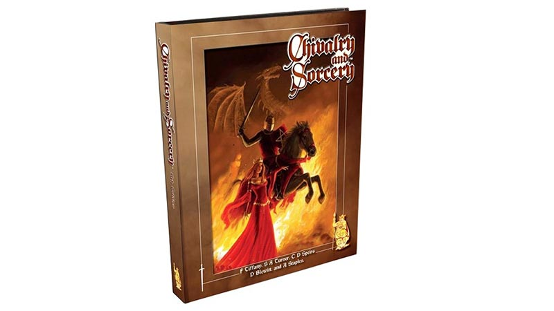 The RPG Interview Room: Chivalry & Sorcery – the Medieval Role Playing Game