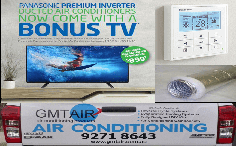 Panasonic Ducted Air Conditioning Promotion 2016