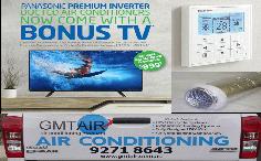 Panasonic air conditioning Perth special