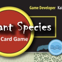 Depois do boardgame o cardgame Dominant Species
