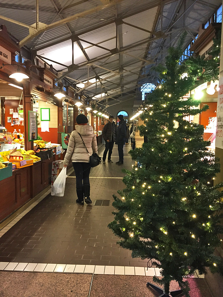 Cosa fare a Helsinki, Old Market Hall