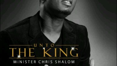 Photo of NEW MUSIC : Chris Shalom – Unto The King