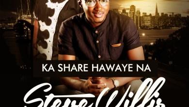 Photo of MusiC : Steve Willis  – 'Ka Share Hawaye Na' ft. Solomon Lange (@stevewilliz)