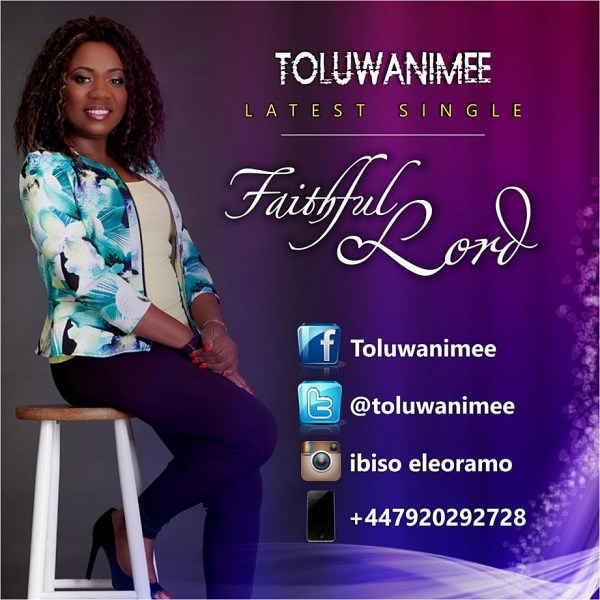 Toluwanimee Faithful Lord.