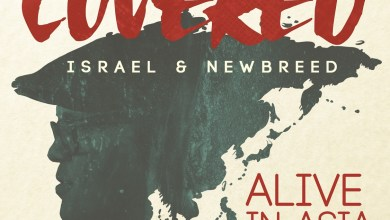 Photo of Israel Houghton & NewBreed Releasing Their 10th Album, Covered: Alive In Asia On July 24
