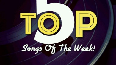 Photo of Top 5 Songs Of The Week! 2016 ~ WK3 | #GMPTOP5