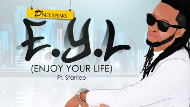 Photo of MusiC :: D'nel Speaks – 'Enjoy Your Life' ft. Stanlee