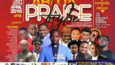 Photo of Fada Sheyin Lights The City With Abuja Praise Trybe Concert | Apr. 24th