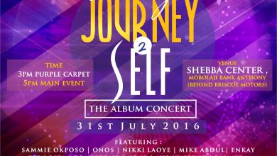 Photo of Anny's Journey 2 Self Concert Feat. Sammie Okposo, Enkay, Mike Abdul & More | July 31st