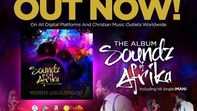 Photo of Sonnie Badu Releases New Album 'Soundz Of Afrika', Now Available!!