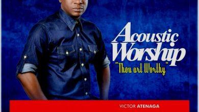 "Photo of AudiO + VideO :: Victor Atenaga – ""Thou Art Worthy""   @victoratenaga"