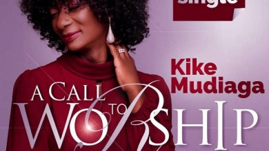 Photo of Author & Singer, Kike Mudiaga Releases New Single, A Call To Worship