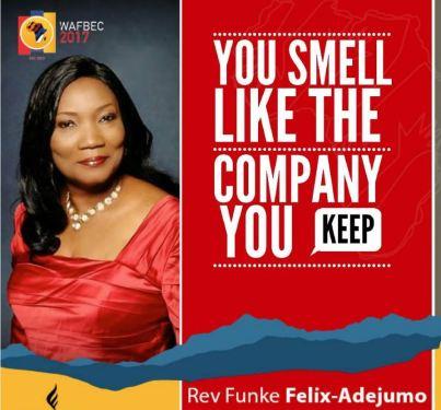 Rev Funke Adejumo