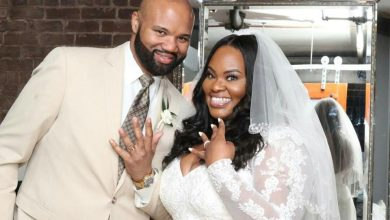 Photo of It's Official! Gospel Star, Tasha Cobbs is Married – see PHOTOs!
