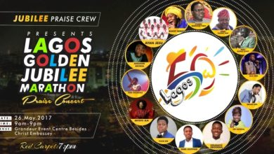 Lagos Golden Jubilee #LagosAt50