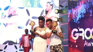 Groove Awards 2017 Kenya winners