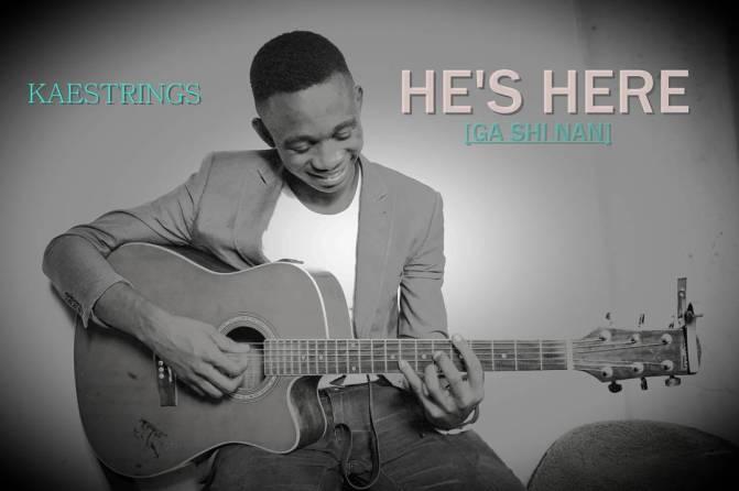 Kaestrings – He's Here (Gashi Nan)