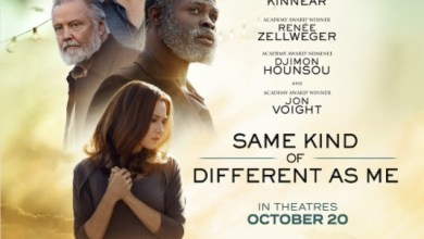 Photo of 'Same Kind Of Different As Me' Turned To New Film, In Theaters October 20