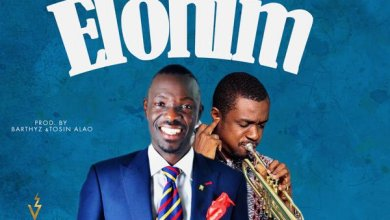 Photo of MUSiC :: Tosin Alao – Elohim ft. Nathaniel Bassey