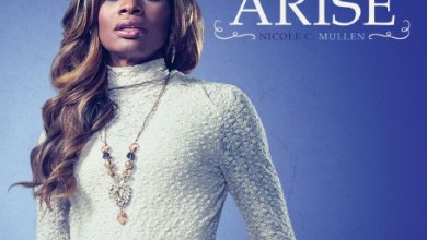 Photo of New Single 'ARiSE' By Nicole C. Mullen