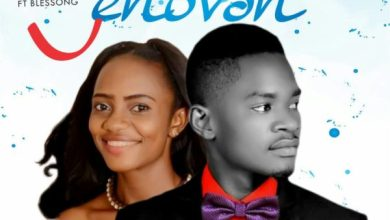 Photo of MUSiC :: Courage Excel – Jehovah Ft. Blessong