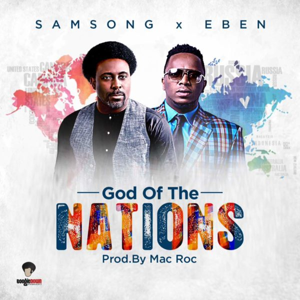 God of the nations - samsong
