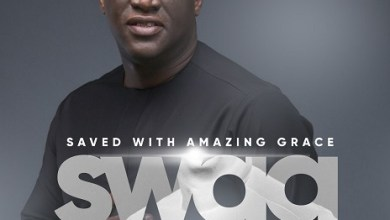 Photo of Sammie Okposo's Album 'SWAG' (Saved with Amazing Grace) Hits Stores!
