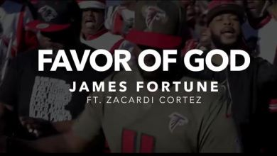 Photo of ViDEO :: James Fortune & FIYA – Favor of God (feat. Zacardi Cortez)