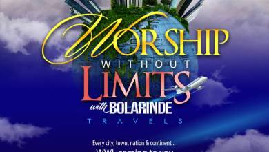 """Photo of Bolarinde Preps For 2nd Season Of """"Worship Without Limits"""""""