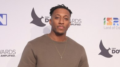 Photo of Lecrae: 'For the first time in a while I'm joyful and Free'