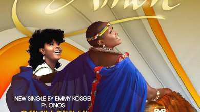 Emmy Kosgei - Amen