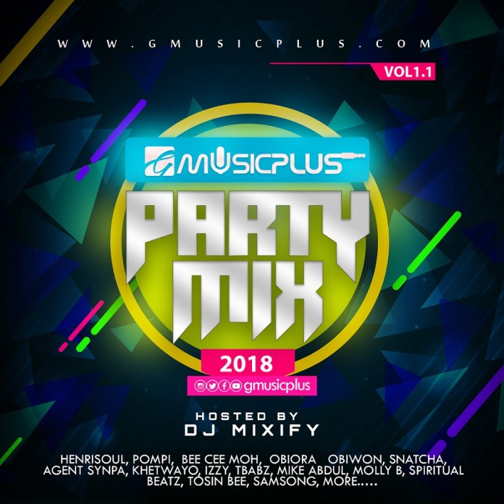 Gmusicplus Party Mix 2018