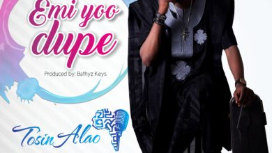 "Photo of Tosin Alao Debuts New Highlife Tune ""Emi Yoo Dupe"""