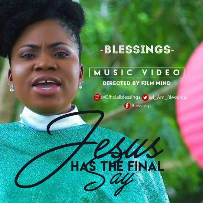 Blessing - Jesus has the Final Say