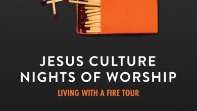 """Photo of Jesus Culture to Bring """"Living With A Fire"""" Tour to Nearly 20 Markets This Fall"""