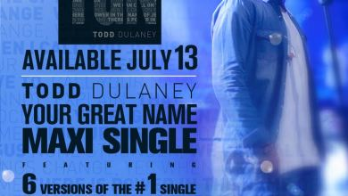 Todd Dulaney - Your Great Name (Maxi Single)