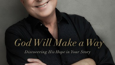 """Photo of Don Moen To Release First Book """"God Will Make A Way"""""""