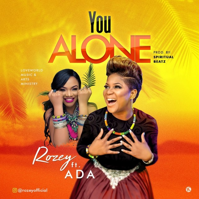 """Music Download: Rozey - """"Overflow"""" & """"You Alone"""" (ft. ADA)"""